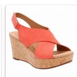 Clark coral wedges